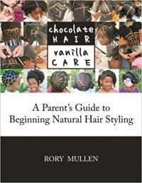 Chocolate Hair Vanilla Care